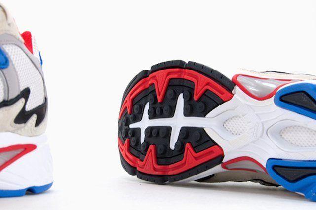 Adidas Originals Temper Run Red White Blue