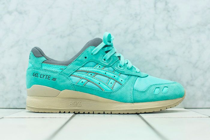 Asics Gel Lyte Iii Cockatoo Green 6