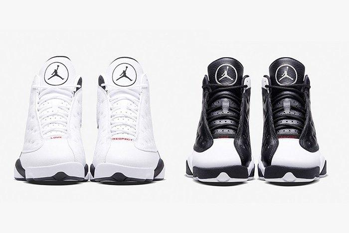 Air Jordan 13 Love Respect2