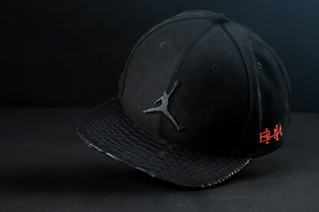 Just Don X Jumpman23 Bhm Snapback Whole 1