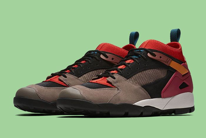 Nike Air Rivaderchi Gym Red 2