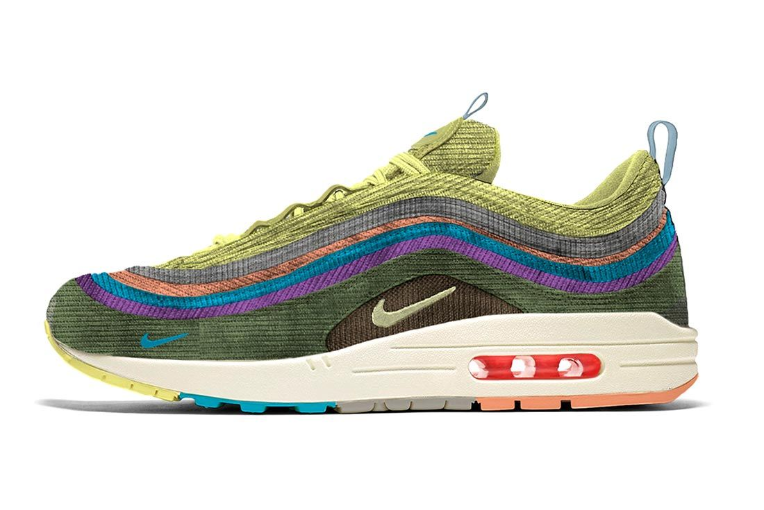 Sean Wotherspoon Vote Forward Air Max 1 Design