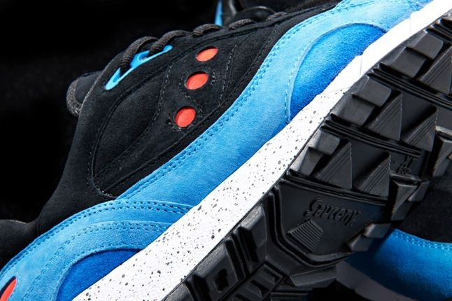 Footpatrol X Saucony Only In Soho Shadow 6000 Detail 1