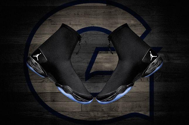 Jordan Xx8 Georgetown Black Pair 1
