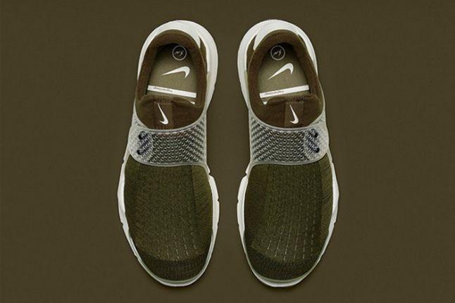 Nike Fragment Design Sock Dart 1