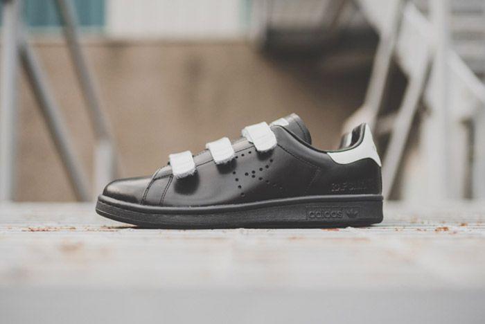 Raf Simons Adidas Stan Smith Comfort Black White 3