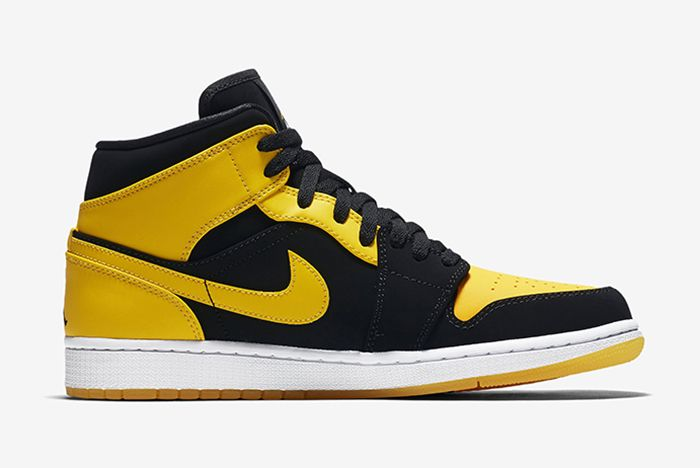 The Air Jordan 1 Mid New Love Finally Hits Retailers8