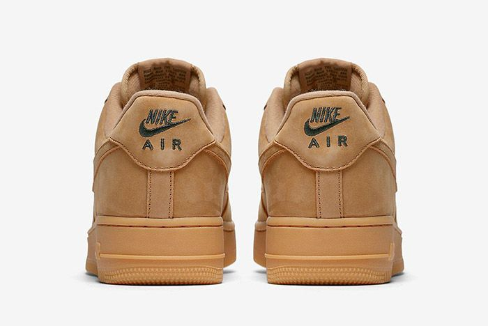 Nike Air Force 1 Low Flax Wheat Brown 2