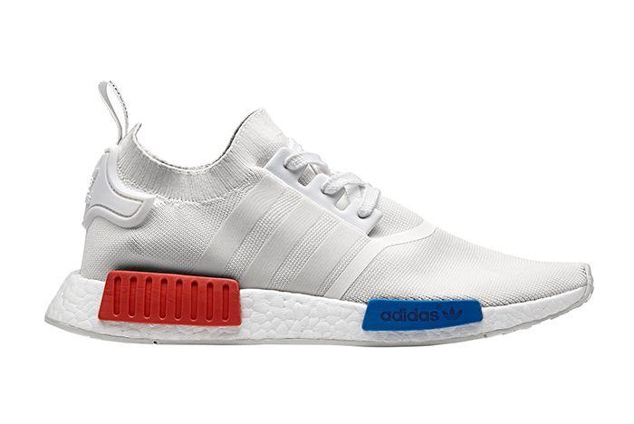 Adidas Nmd R1 Pk White Og15