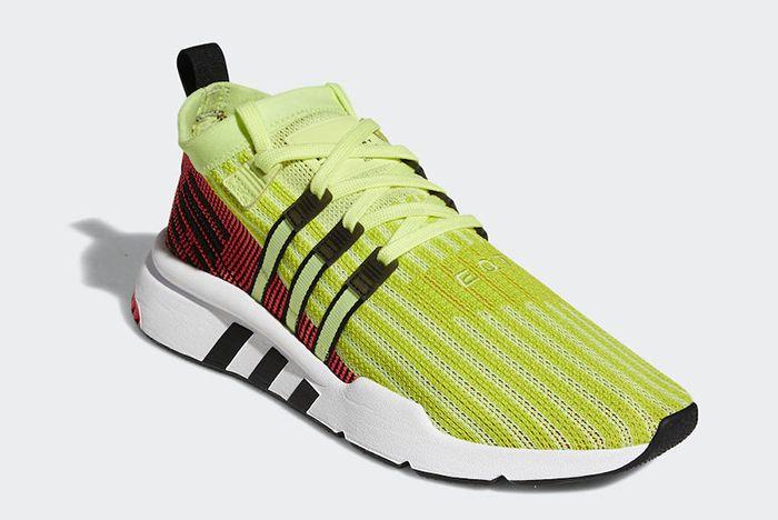 Adidas Eqt Support Mid Adv 3 Sneaker Freaker