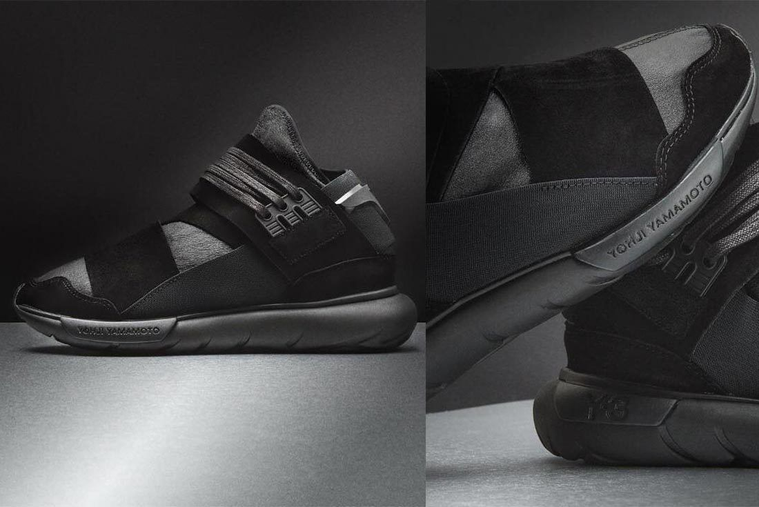 Yohji Yamamoto Adidas Y 3 Qasa 2