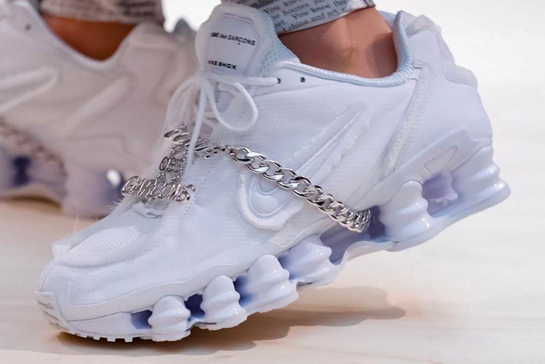 Style Recap Sneaker Takeaways Paris Fashion Week Ss19 12