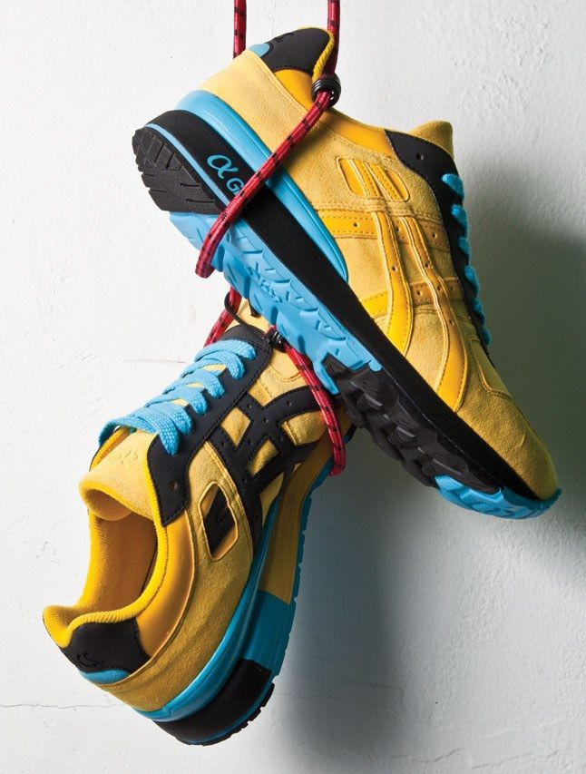 Asics Yellow Rope 1