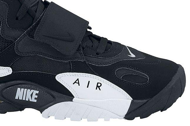 Nike Air Max Speed Turf Black White Voltage Yellow 02 1