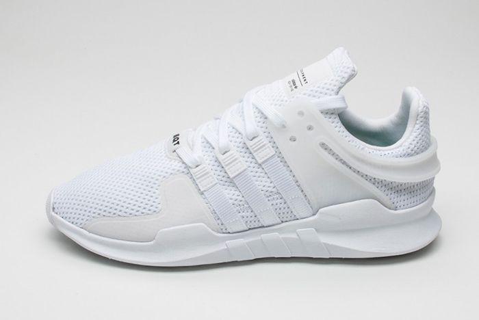 Adidas Eqt Support Adv Triple White4