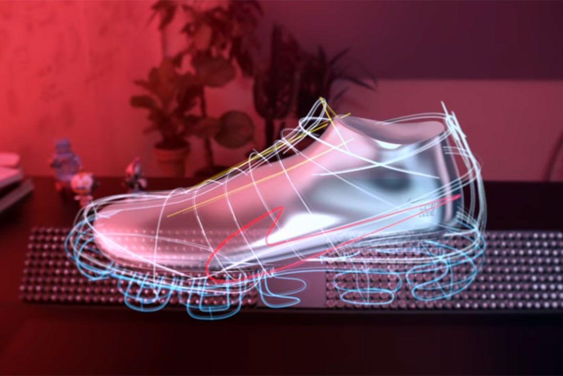 Nike Augmented Reality Vapormax