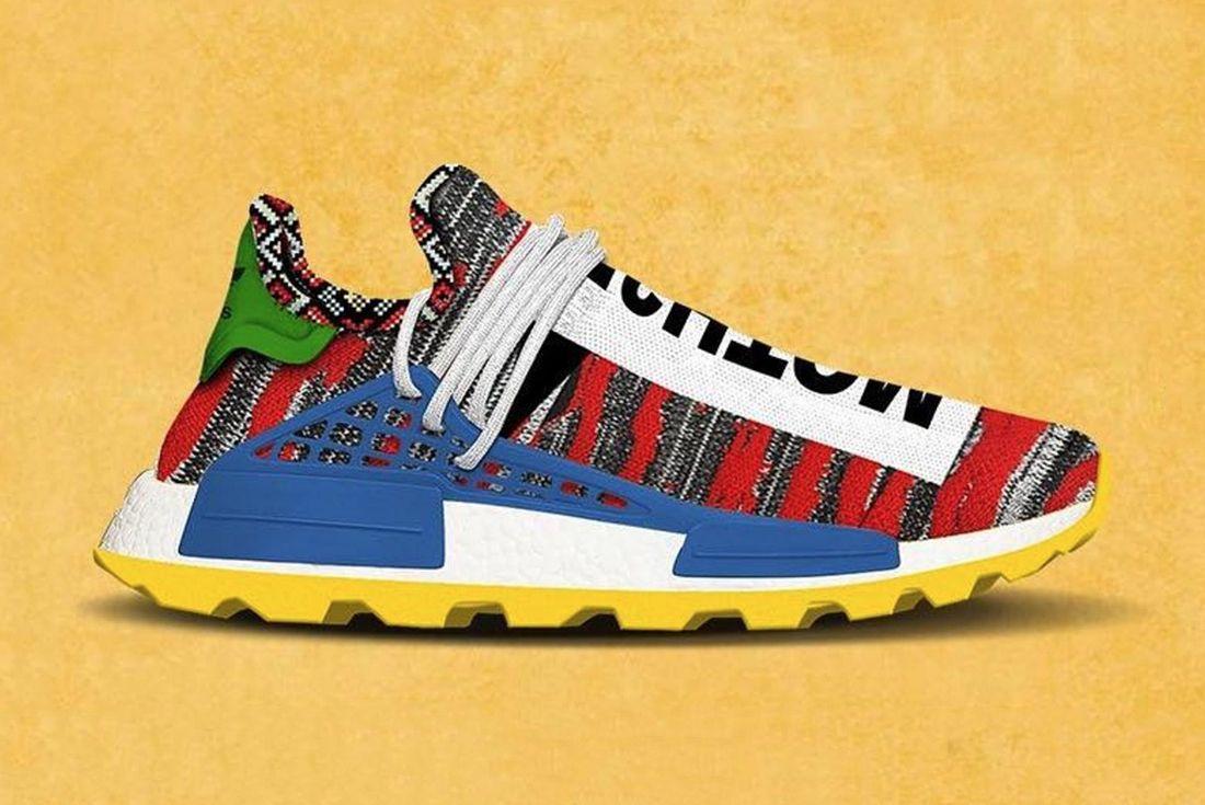 Adidas Pharrel Hu Nmd Sneaker Freaker 1