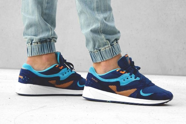 Saucony Grid 8000 Pack 5