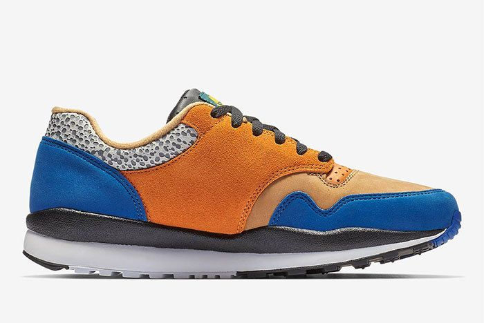 Nike Air Safari Atmos Blue Suede Bq8418 800 2