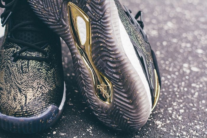 Adidas James Harden Crazylight 2016 Pe Gold Standard 1