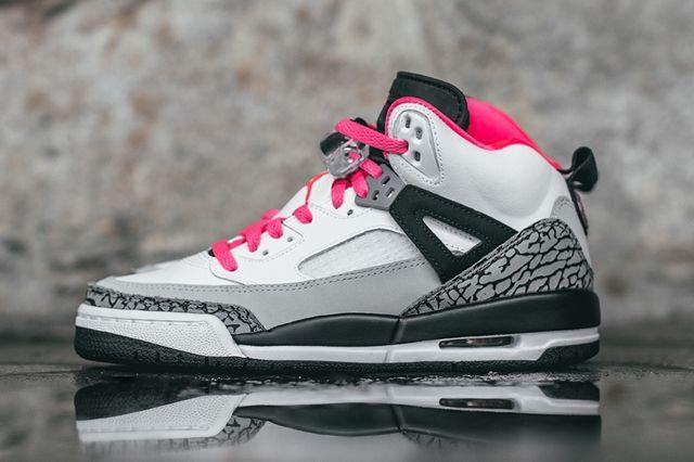 Air Jordan Spizike Hyper Pink Bumper 1