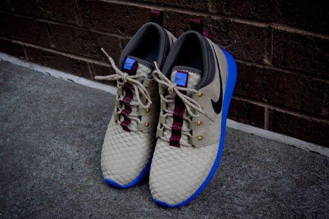 Nike Roshe Run Sneakerboot Bamboo