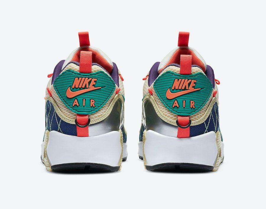 Nike Air Max 90 Heel