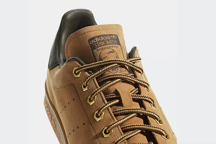 Adidas Stan Smith Wp Wheat 6