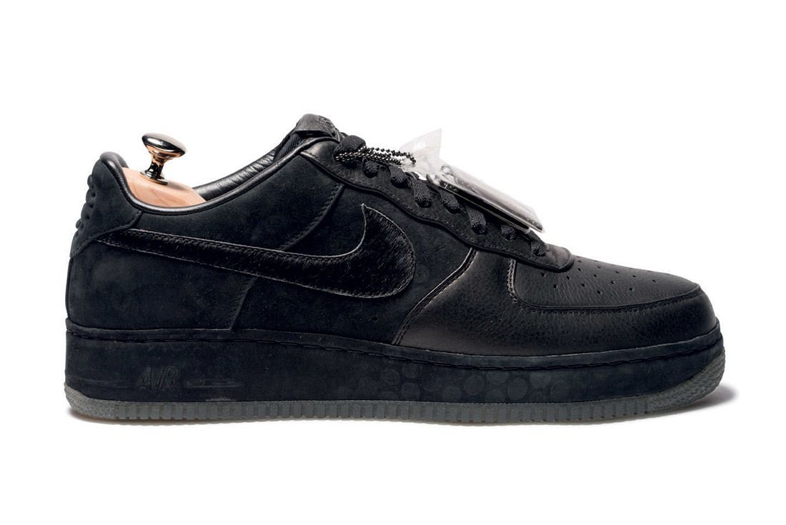 The Chicks With Kicks Nike Air Force 1 Jay Z All Black Everything 1