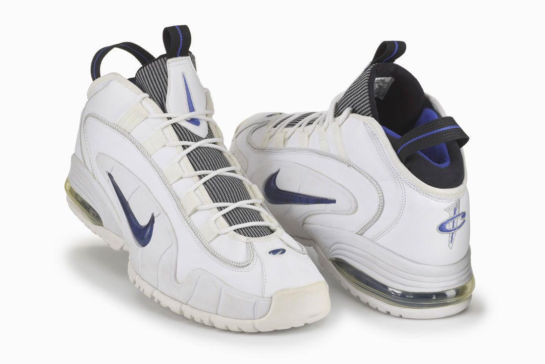 Nike Air Penny White 1995