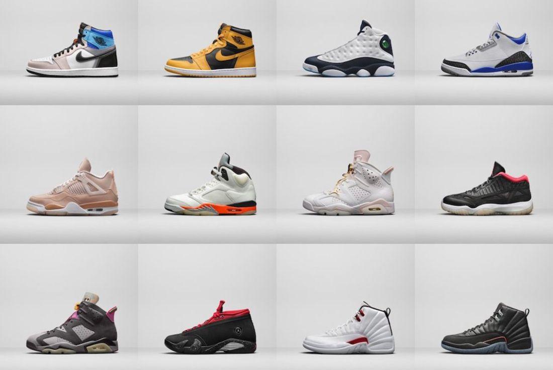 Jordan Brand 2021 Fall releases