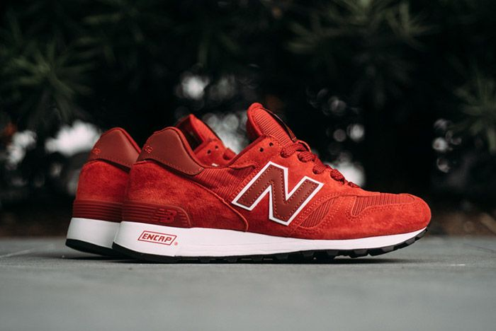 New Balance Made In Usa 1300 Csu Red 2