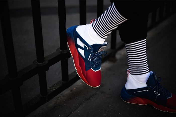 Paris Patriot Sneakerness X Puma Colab Interview 9