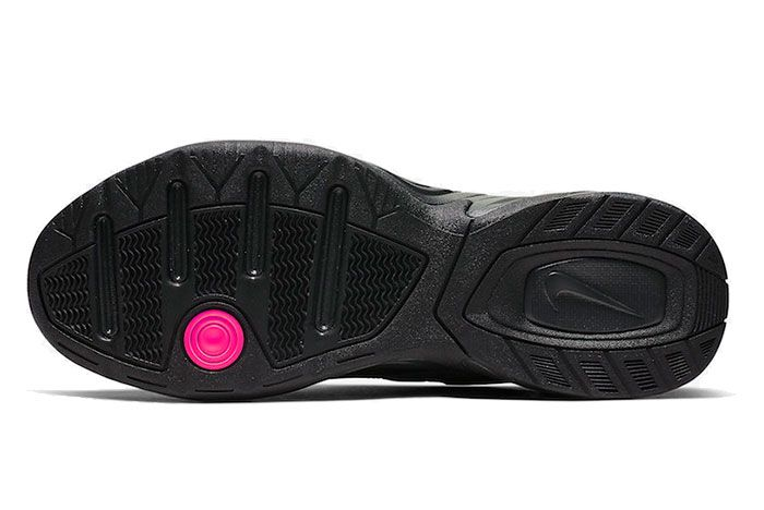 Nike M2K Tekno Black Pink Av4789 008 Sole Shot