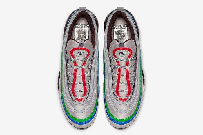 Nike Air Max 97 Nintendo 64 Ci5012 001 Top