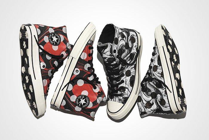 Converse All Star Chuck Taylor 70 Suminagashi Pack Thumb