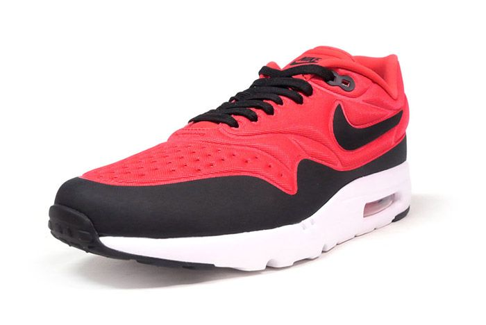 Nike Air Max 1 Ultra Se Red Black 3
