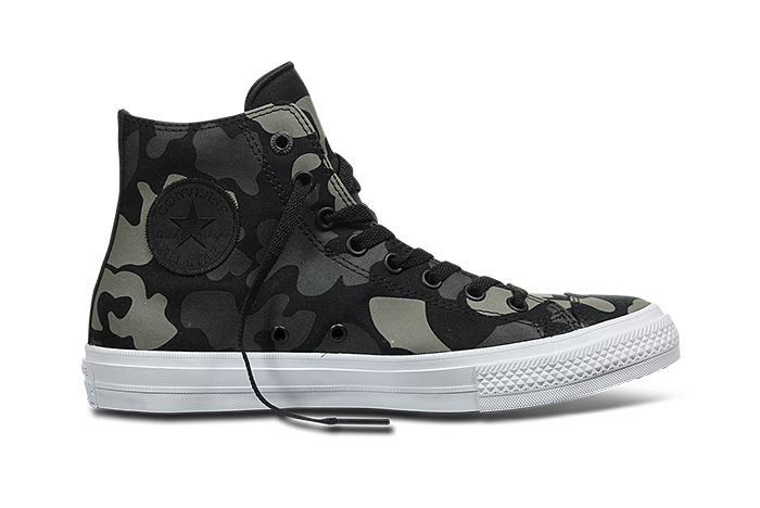 Converse Chuck Taylor All Star Ii Reflective Print Collection 13