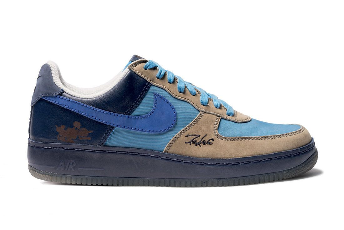 The Chicks With Kicks Sneaker Freaker Interview Nike Air Force 1 Stash Future Friends And Family