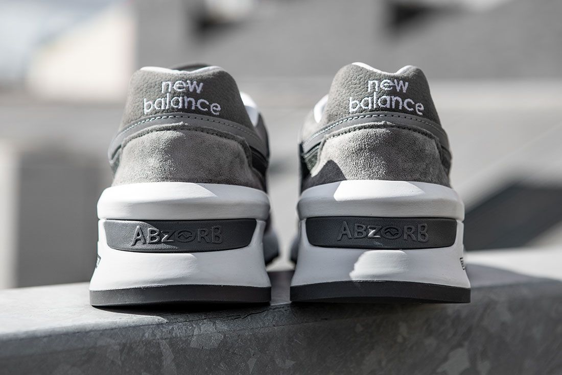 New Balance Grey Day Made 997 997S Sneaker Freaker 4
