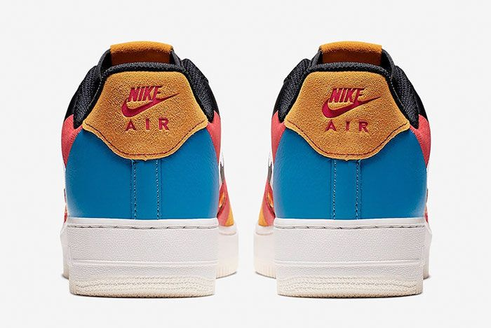 Nike Air Force 1 Low Prm Ci0065 101 Heels