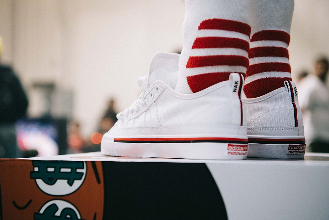 Nakel Smith Adidas Event Recap 28