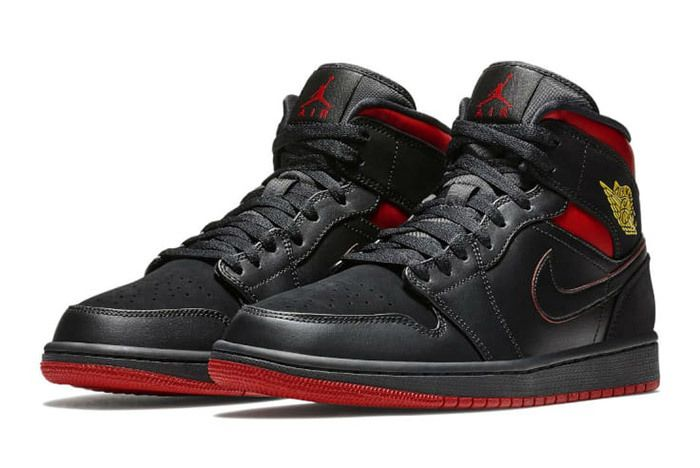 Air Jordan 1 Last Shot 2