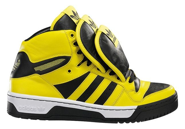 Adidas Attitude X Jeremy Scott 3Tongue 1