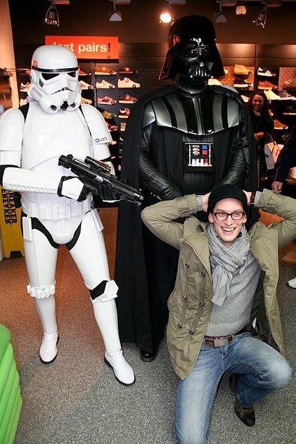 Adidas Star Wars Stick Up 1