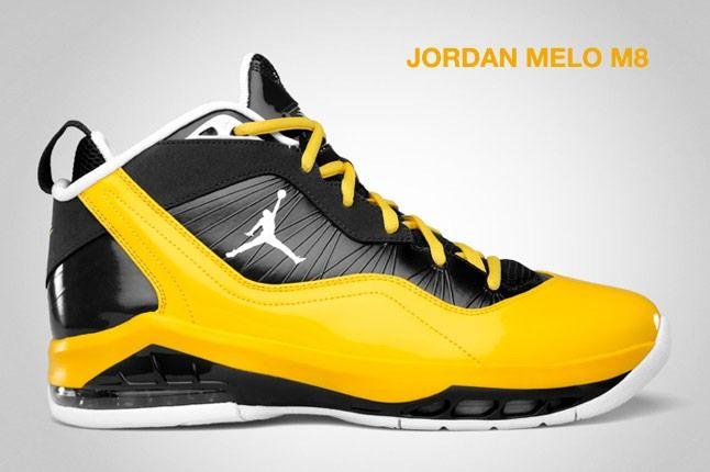 Jordan Melo M8 Yel 1