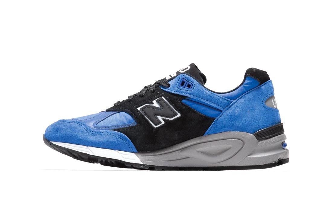 New Balance 990v2 Blue
