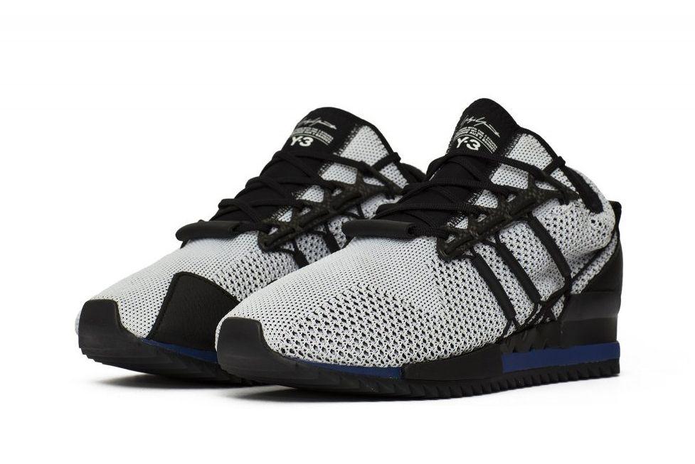 Adidas Y3 Harigane White Black Mystery Ink 4 Sneaker Freaker