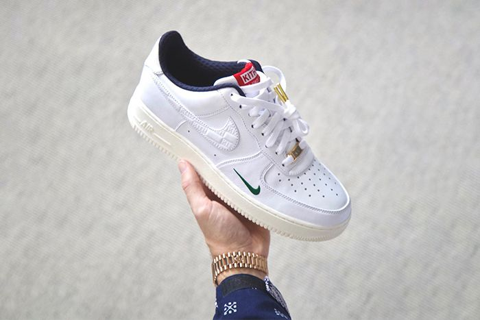 Kith Nike Air Force 1 Low Ronnie Fieg First Look Release Date Instagram