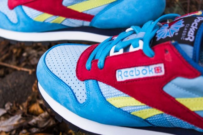 Packer Rbk Classic Leather Reebok Midfoot Toe Detail 1